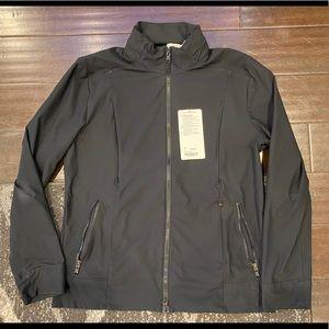 Mens Lululemon Black Vital Jacket Large